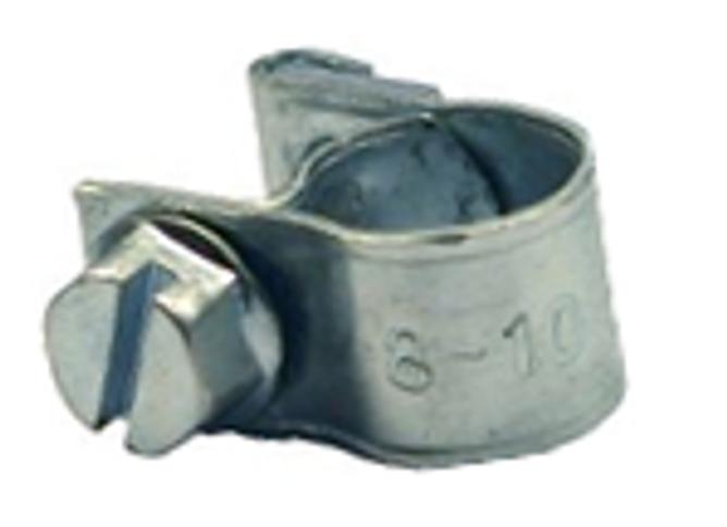 Bilde av Minislangeklemmer stål (10pk)
