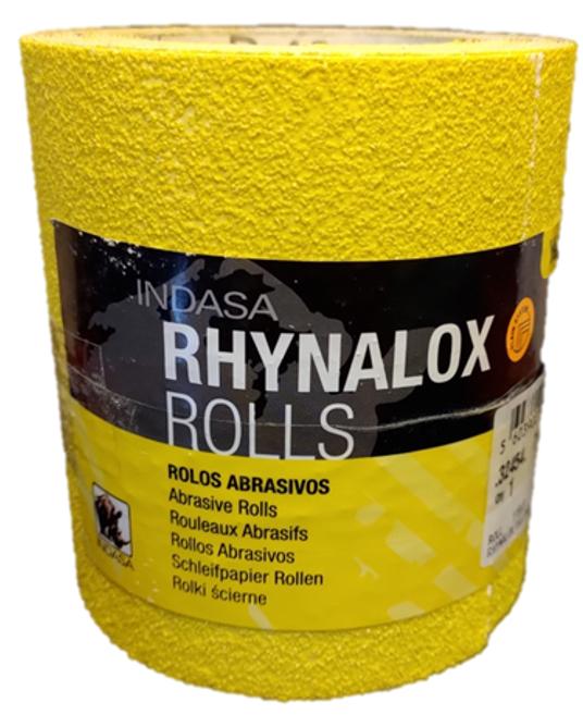 Bilde av Rhynalox 115mmx5m YellowLine