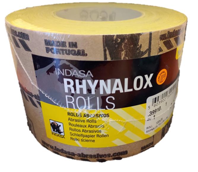 Bilde av Rhynalox 100mmx25m YellowLine
