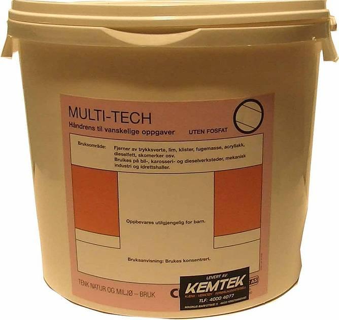 Bilde av Multi-Tech 5kg