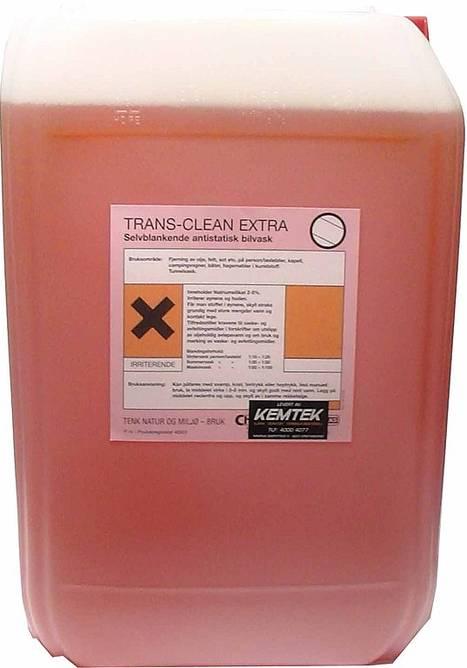 Bilde av Trans-Clean Extra Bilvask