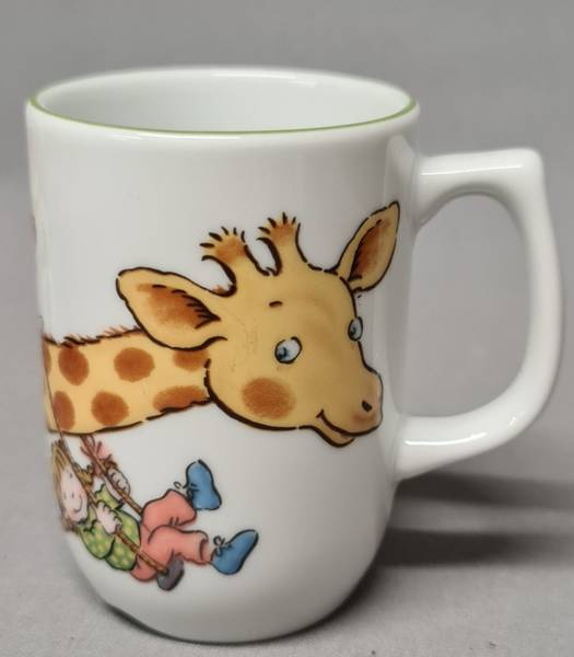 SOLGT - PP-krus: giraff