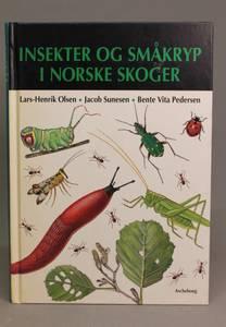 Bilde av Insekter og småkryp i norske skoger