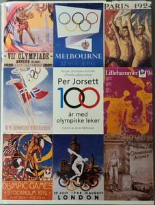 Bilde av SOLGT - 100 år med olympiske leker