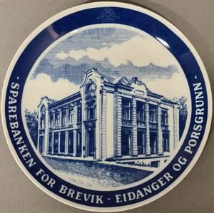 Bilde av Sparebanken for Eidanger, Brevik og Porsgrunn: