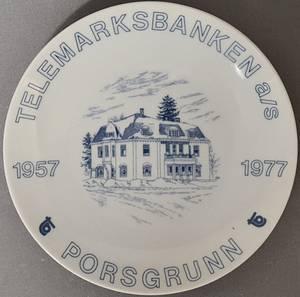 Bilde av Telemarksbanken 1957-1977