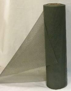 Bilde av insektnetting grå glassfiber armert 60 cm x 1 m