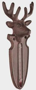 Bilde av Termometer hjort i støpejern