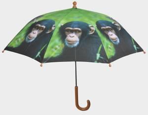 Bilde av Paraply barn Apekatt (58 cm)