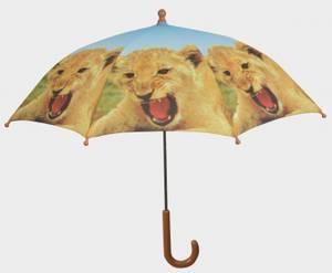 Bilde av Paraply barn Løve (58 cm)