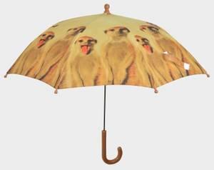 Bilde av Paraply barn Surikat (58 cm)