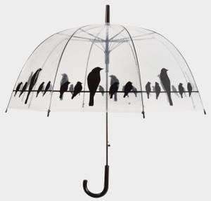 Bilde av Paraply Fugler Transp.