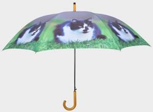Bilde av Paraply Katt B (Ø120 cm/95 cm) * 1 stk igjen på