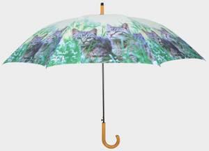 Bilde av Paraply Katt D (Ø120 cm/95 cm) * 1 stk igjen på