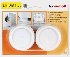Bilde av Vibrasjonsdempere til vaskemaskin 4 stk