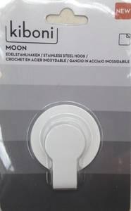 Bilde av Limkrok Moon Stor Hvit(1 stk)