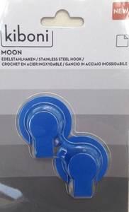 Bilde av Limkrok Moon Liten Blå (2 stk)
