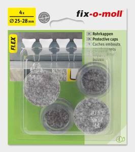 Bilde av Stolbenhylse Flex med filt 25-28mm (4 stk)