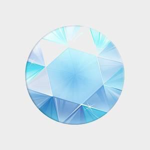 Bilde av Popsocket Blue Diamant