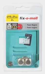 Bilde av Magnet Cone 15x21 2 stk max 6kg