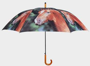 Bilde av Paraply Hest (Ø120/95 cm)