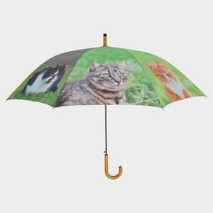 Bilde av Paraply Katter mix (Ø120 cm/95 cm)