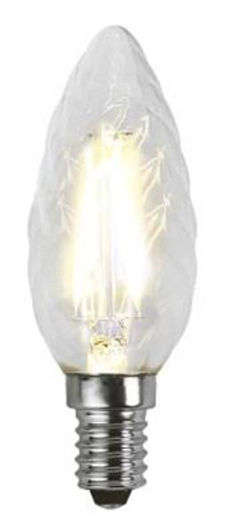 Bilde av Illumination Mignon Krystall klar E14 2W(16W)