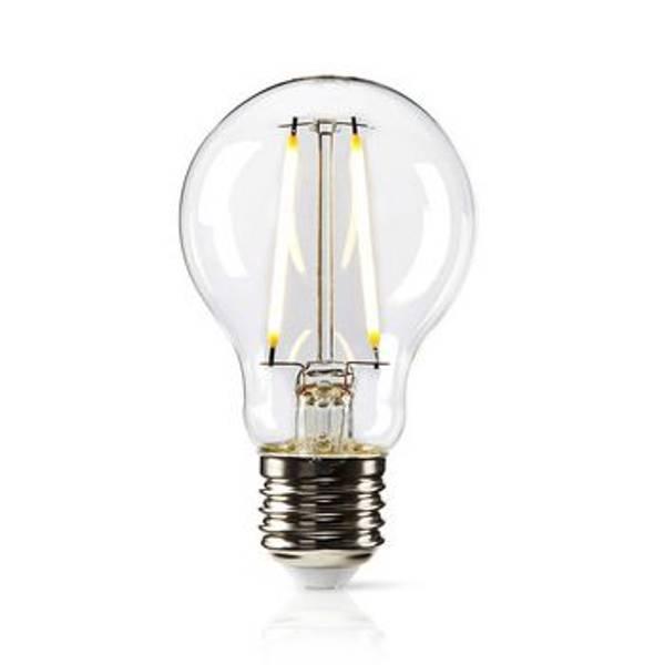 Bilde av Dimbar LED-lampe retro filament, E27 | A60 | 5,4