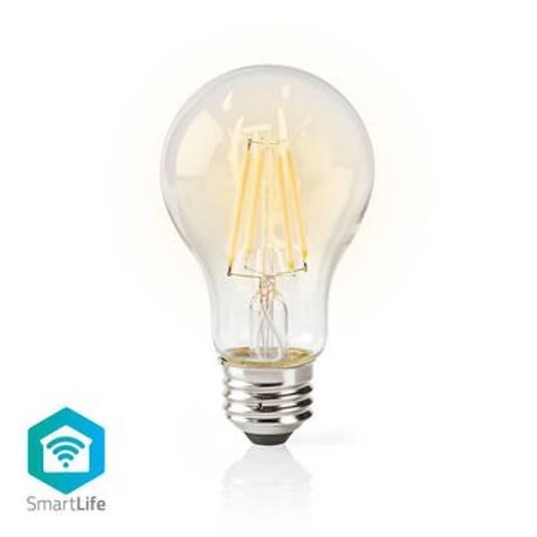 Bilde av Smart Wi-Fi-LED-Pære | Filament | E27 | Hvit |