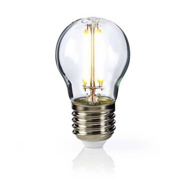 Bilde av LED-lampe retro filament, E27 | G45 | 4,8 W | 470