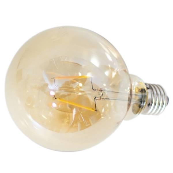 Bilde av By Rydéns 125mm Filament dekorationspære amber