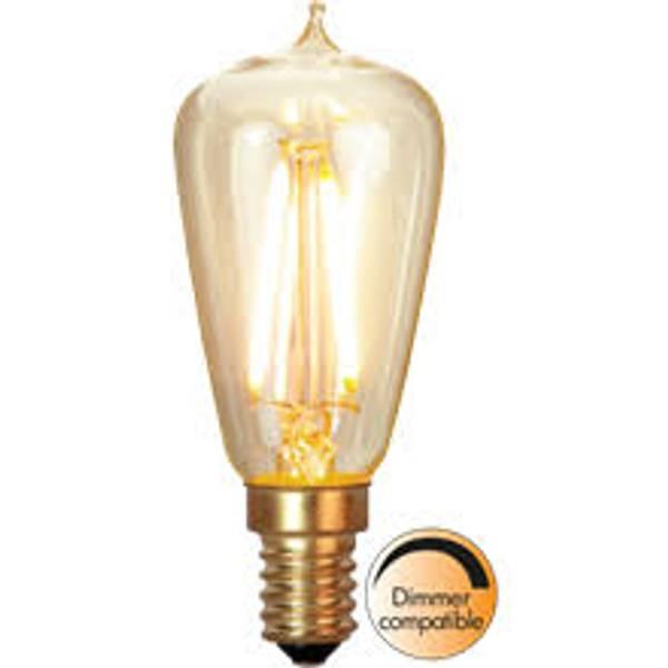 Bilde av Decoration LED Klar filament E14 1,7W 2200K 120lm