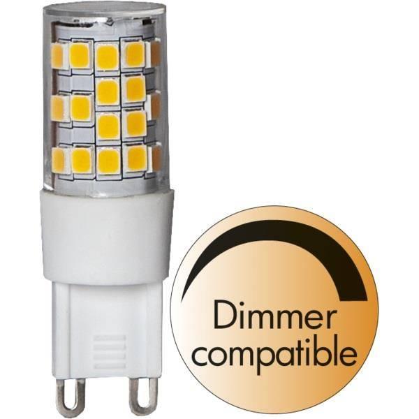 Bilde av Illumination LED Klar G9 2700K 3,6W 400lm