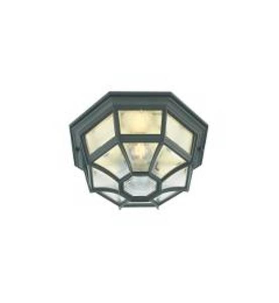 Bilde av Latina svart taklampe