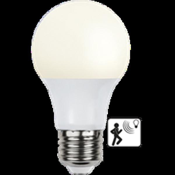 Bilde av  Illumination LED Opal bevegelsesensor E27 9,2W