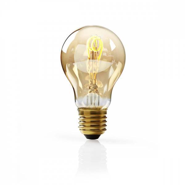 Bilde av Dimbar LED-lampe retro filament, E27 | A60 | 3 W