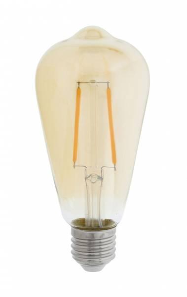 Bilde av LED Vintage glødelampe Dimmes ST64 5.1 W 380 lm