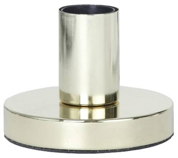 Bilde av GLANS lampfot i metall 8,5 cm messing