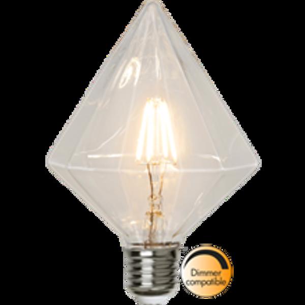 Bilde av Illumination Diamant LED fila E27 3,2W 2700K