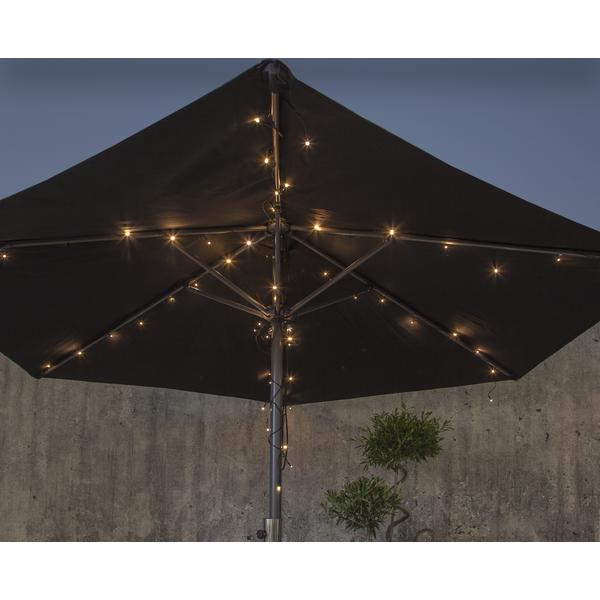 Bilde av AKKU lysslynge for parasoll 64-lys 2,7m
