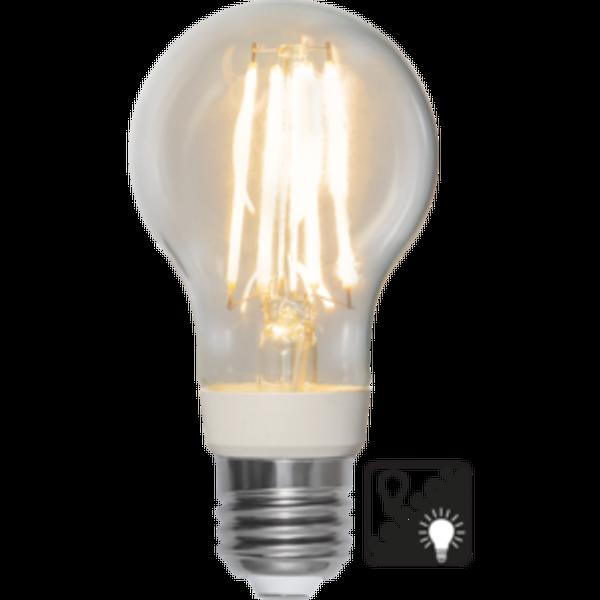 Bilde av  Illumination Normal klar sensor E27 2700K 1000lm