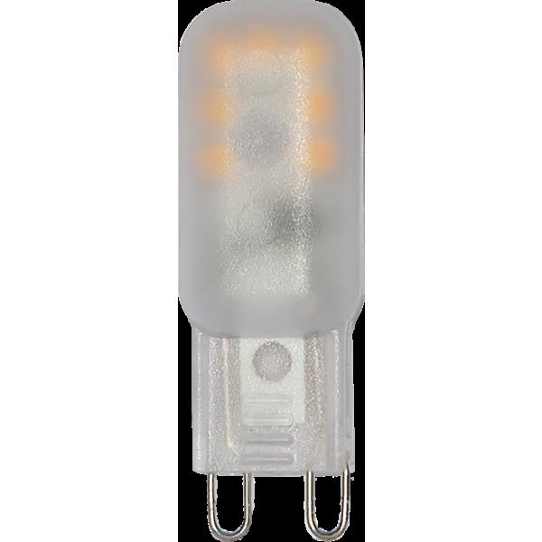 Bilde av Illumination LED frost G9 2700K 110lm 1,2W
