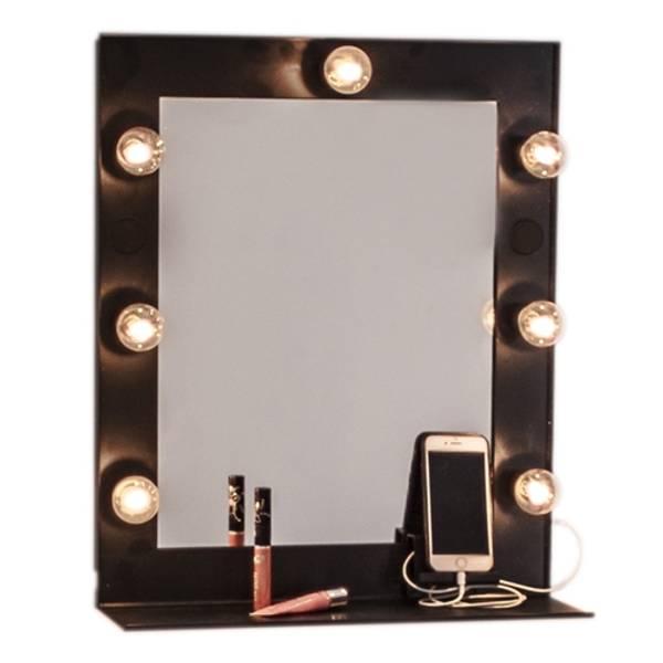 Bilde av Moment speil m belysning - Ustillingsmodell!