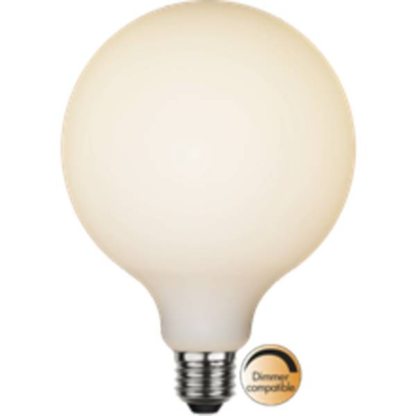 Bilde av Illumination Globe 125 opal s.glow E27 5W 2700K