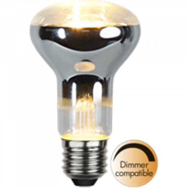 Bilde av  Illumination LED R63 Klar E27 4W 2700K 300lm
