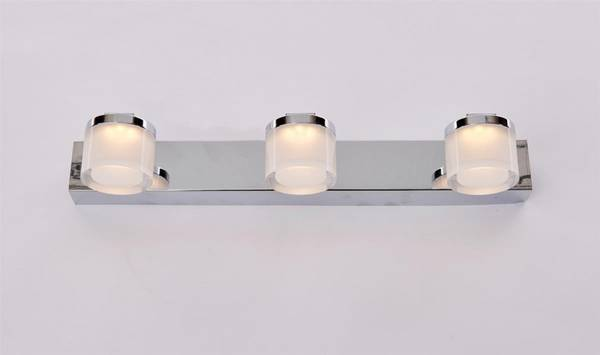 Bilde av SELENA SKINNE KROM IP21 LED 3x5W DIMBAR