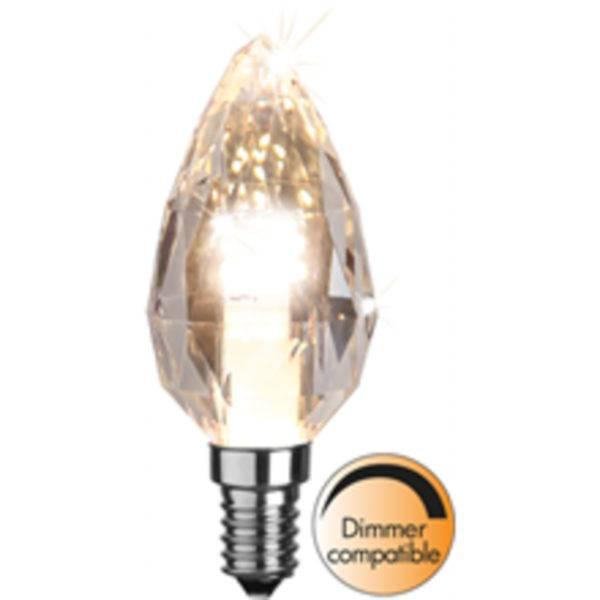 Bilde av  Illumination Mignon krystall Diamond E14 4W