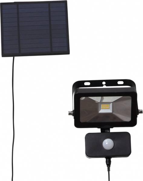 Bilde av powerspot solcelle vegg 800lm timer/sensor