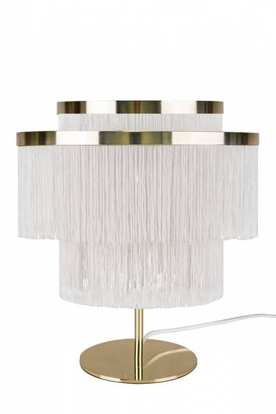 Bilde av Frans bordlampe hvit - utstillingsmodell