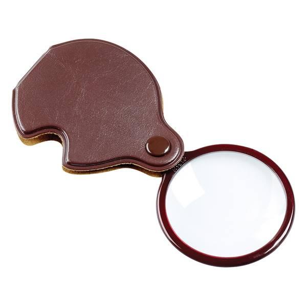 Opticron foldbart lomme-forstørrelsesglass 3,5x 45 mm